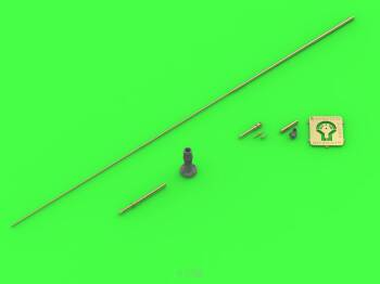 Antenna AT-1011/U HF with Tilt Adapter RF-1980-AT