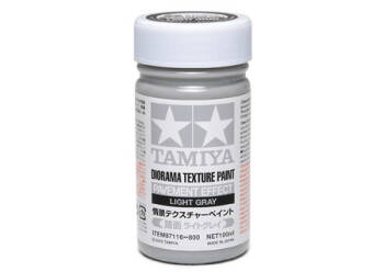Diorama Texture Paint Pavement Light Gray