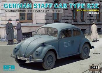 German Staff Car Type 82E