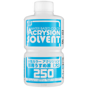 T-303 Acrysion Solvent (250ml)