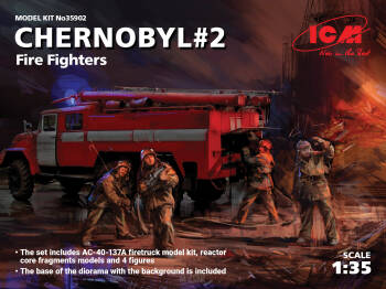 Chernobyl #2 Fire Fighters